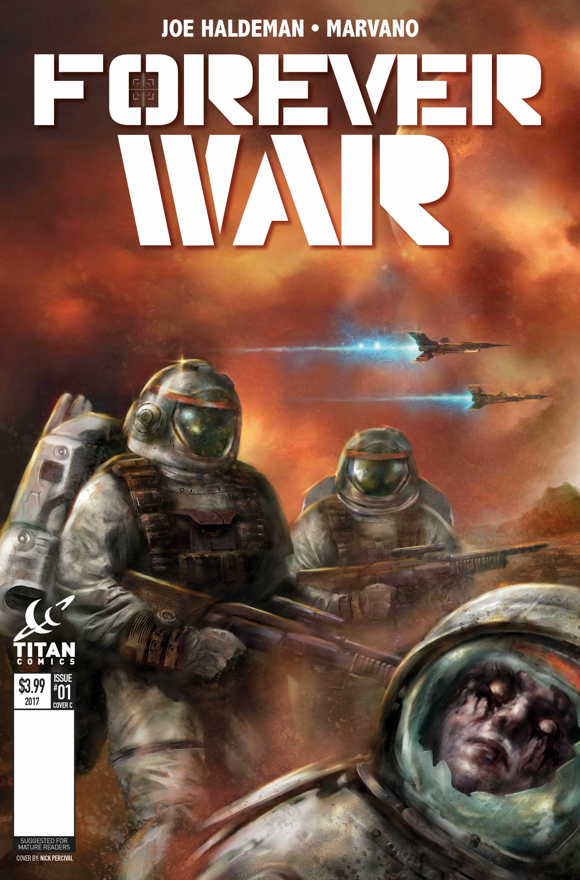 comiclist preview the forever war 1