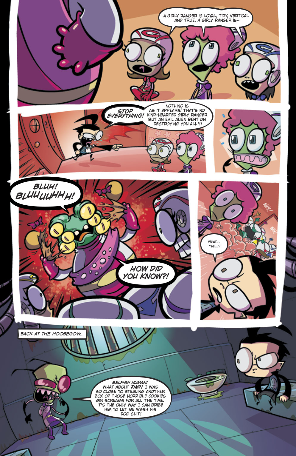ComicList Preview: INVADER ZIM #17
