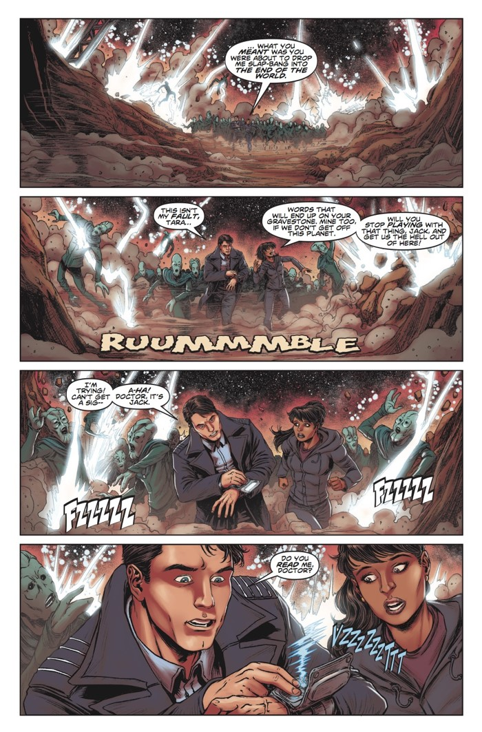 LOST_DIMENSION_PART_1_ALPHA_Page 2 ComicList Previews: DOCTOR WHO THE LOST DIMENSION VOLUME 1 HC