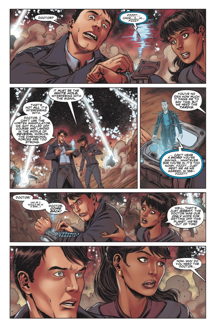 LOST_DIMENSION_PART_1_ALPHA_Page 3 ComicList Previews: DOCTOR WHO THE LOST DIMENSION VOLUME 1 HC