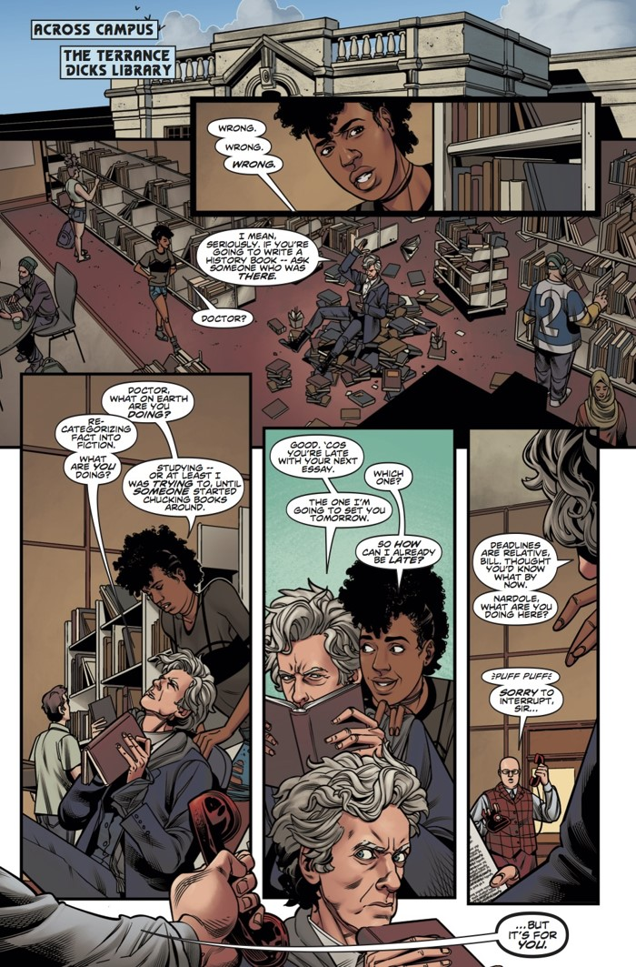 LOST_DIMENSION_PART_1_ALPHA_Page 6 ComicList Previews: DOCTOR WHO THE LOST DIMENSION VOLUME 1 HC
