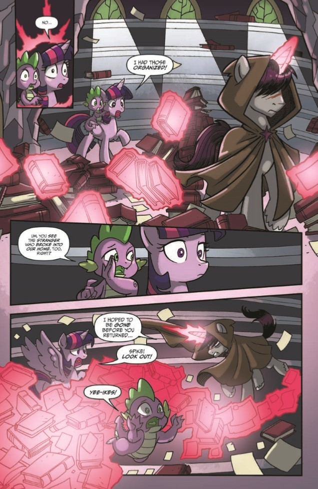 Mlp twilight sparkle and spike - 4 10