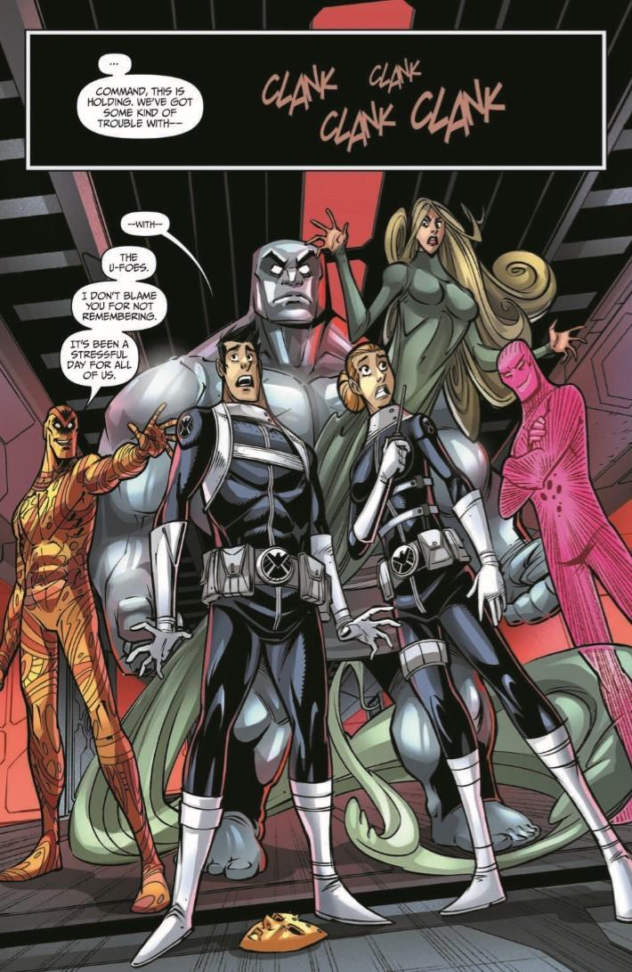 Marvel The Avengers 3