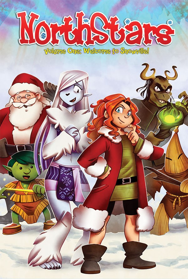 NorthStars HC Volume 1 ComicList Previews: NORTHSTARS VOLUME 1 WELCOME TO SNOWVILLE HC