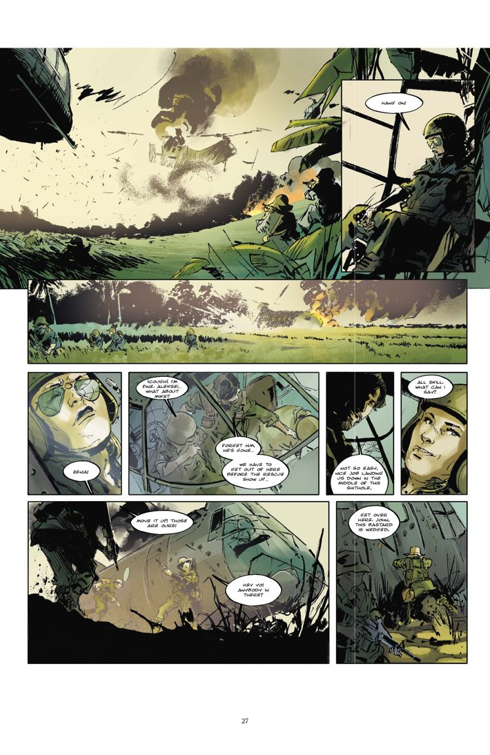 Comiclist Previews Assassin S Creed Bloodstone Hc