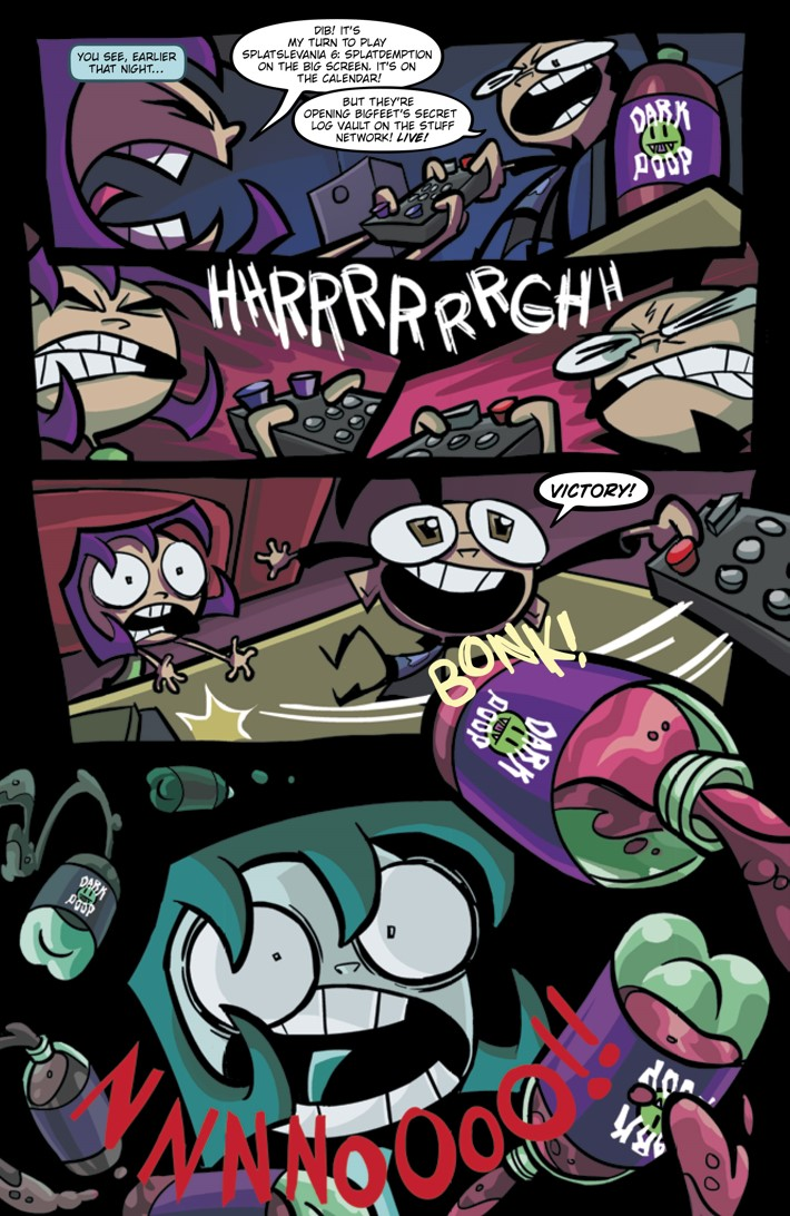 Comiclist Previews Invader Zim 29