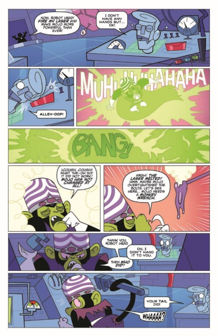 Powerpuff girls comic strips remarkable, very