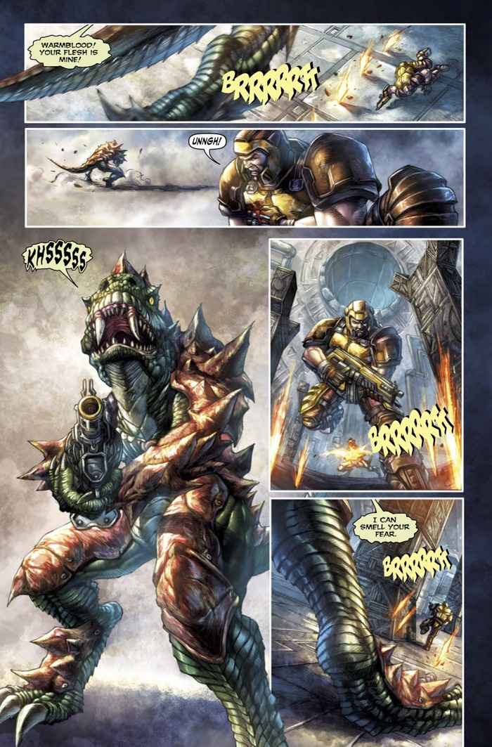 Image Result For Comic Book Page