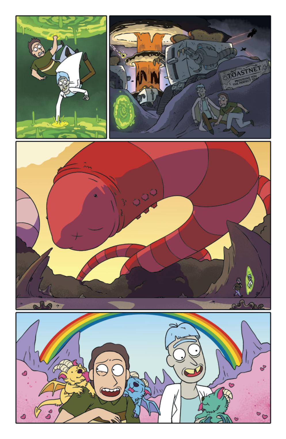 Reddit comics 18 story