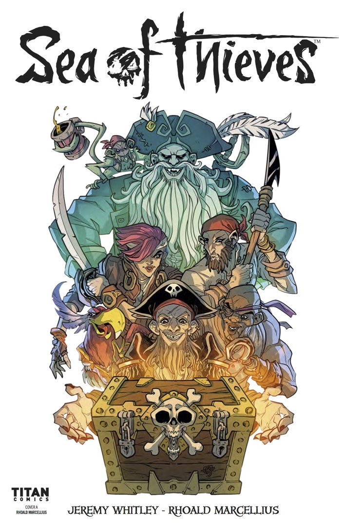 Sea_of_Thieves_1_Cover A ComicList Previews: SEA OF THIEVES #1