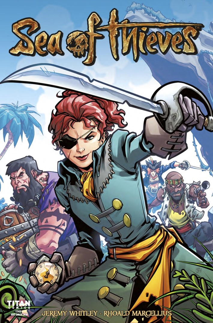 Sea_of_Thieves_1_Cover C ComicList Previews: SEA OF THIEVES #1