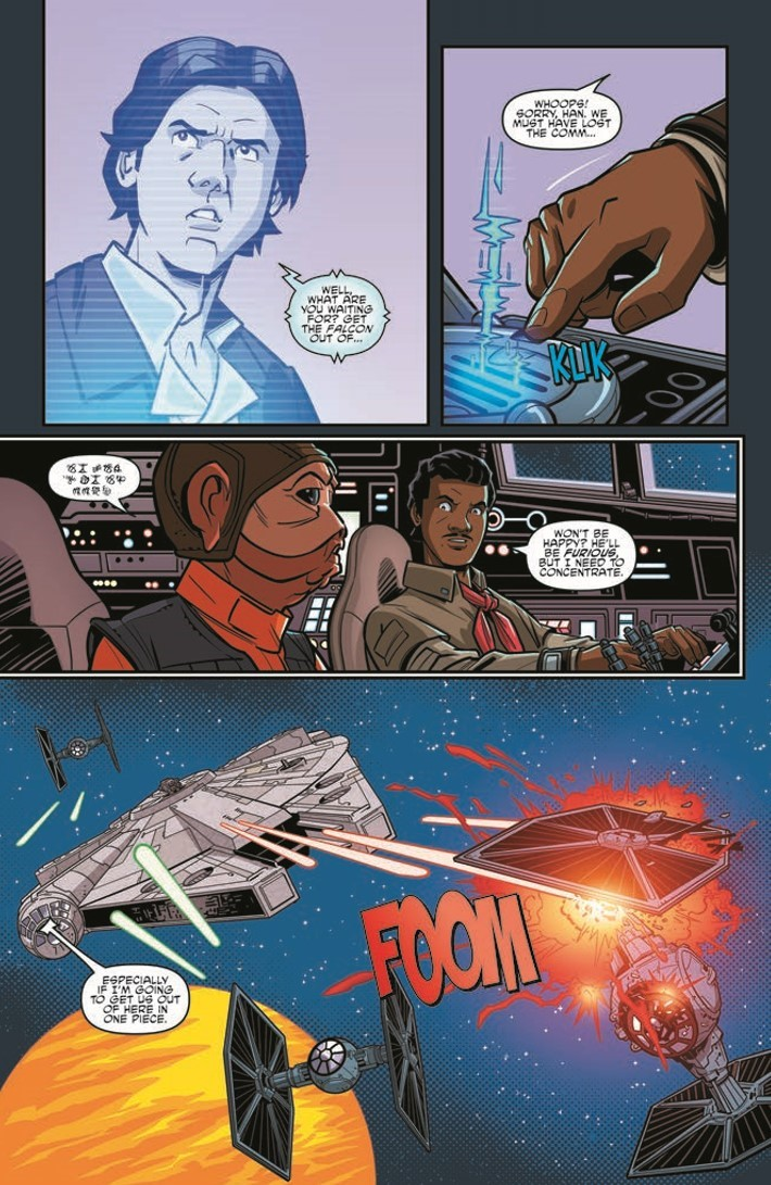 Comiclist Previews Star Wars Adventures Annual 2019