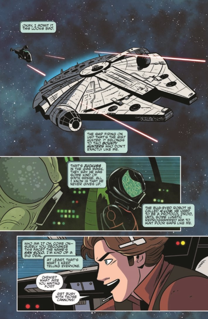 StarWras_Adventures_ 10-pr-3 ComicList Previews: STAR WARS ADVENTURES #10