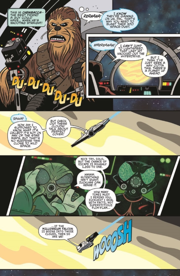 StarWras_Adventures_ 10-pr-4 ComicList Previews: STAR WARS ADVENTURES #10