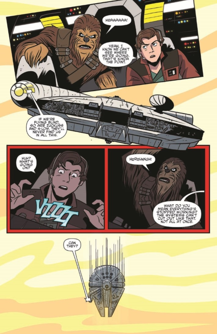StarWras_Adventures_ 10-pr-5 ComicList Previews: STAR WARS ADVENTURES #10