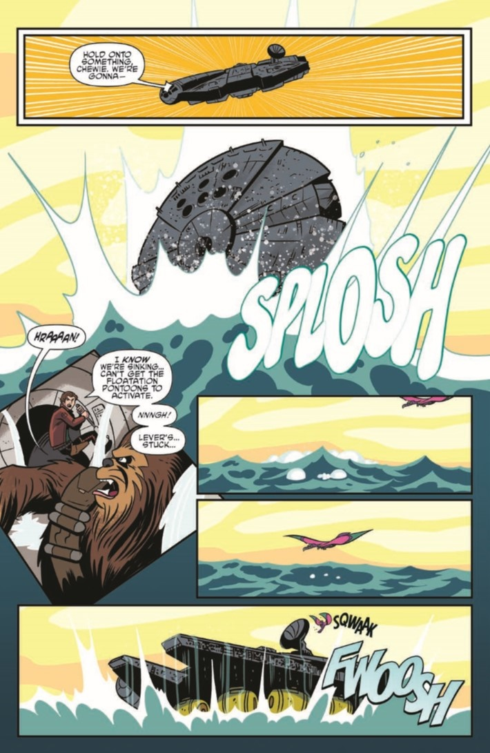 StarWras_Adventures_ 10-pr-6 ComicList Previews: STAR WARS ADVENTURES #10