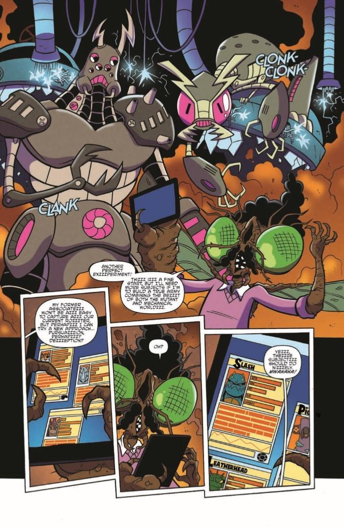 comiclist preview teenage mutant ninja turtles amazing