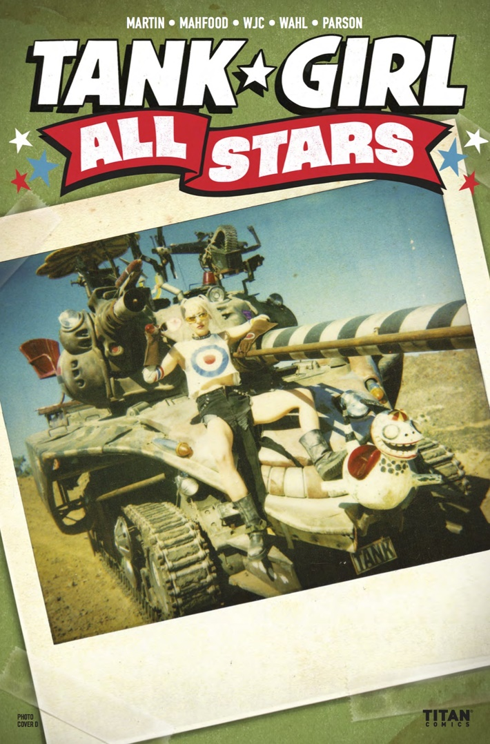 Tank_Girl_All_Stars_1_Cover D ComicList Previews: TANK GIRL ALL STARS #1