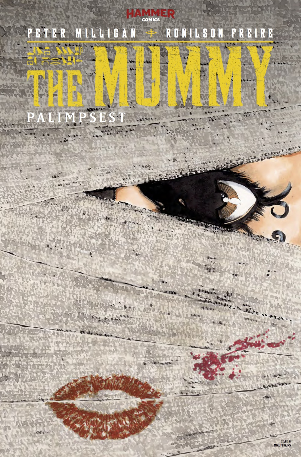 comiclist preview  the mummy  4