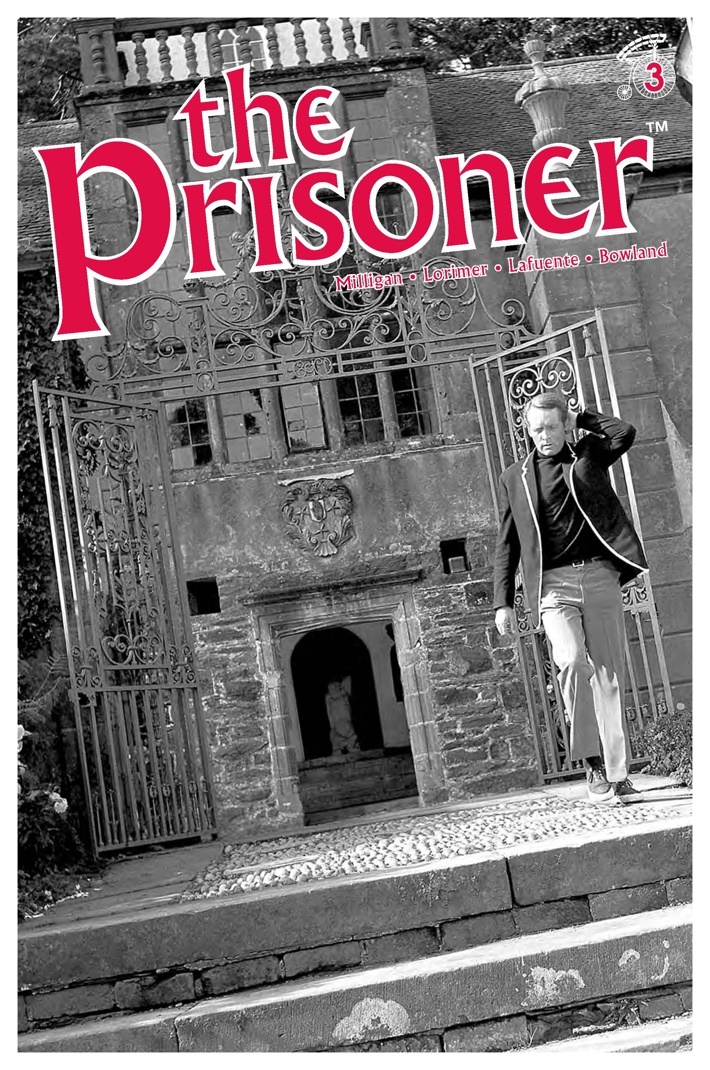 The_Prisoner_3_lowres_Cover B ComicList Previews: THE PRISONER #3