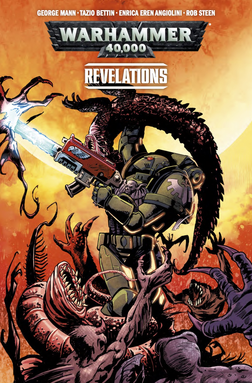 comiclist preview  warhammer 40000 revelations  1