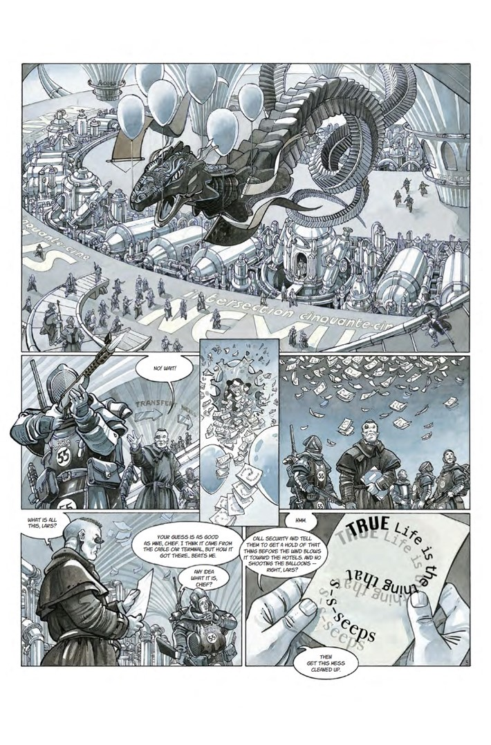 season_of_the_snake_1_Page 3 ComicList Previews: SEASON OF THE SNAKE TP