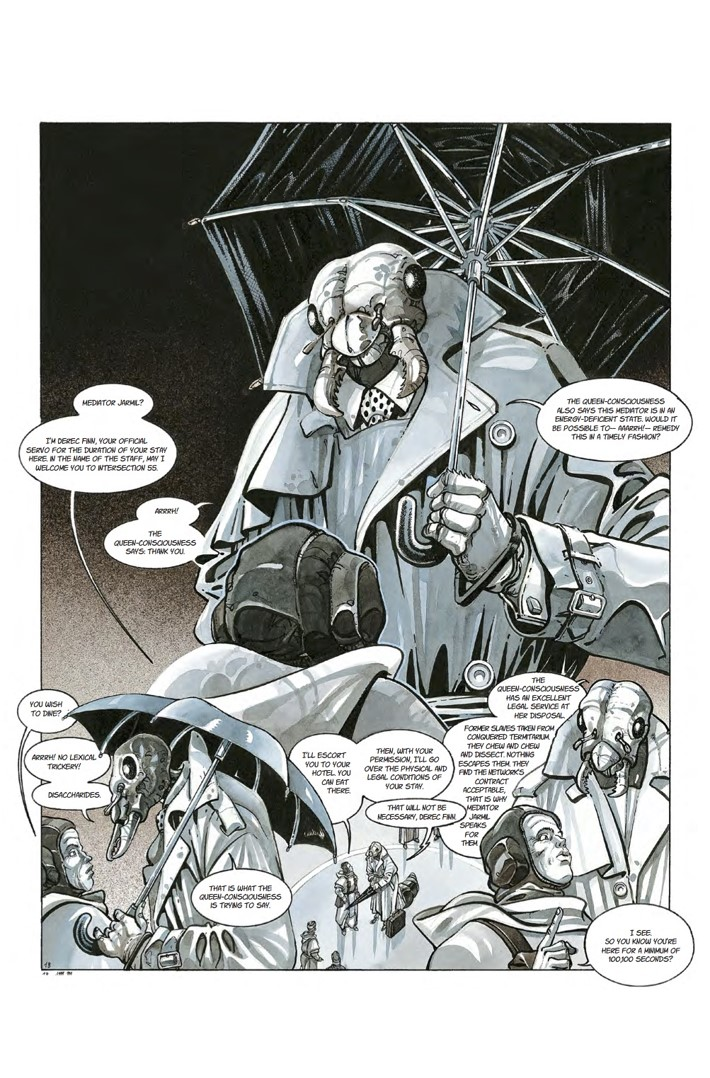season_of_the_snake_1_Page 4 ComicList Previews: SEASON OF THE SNAKE TP