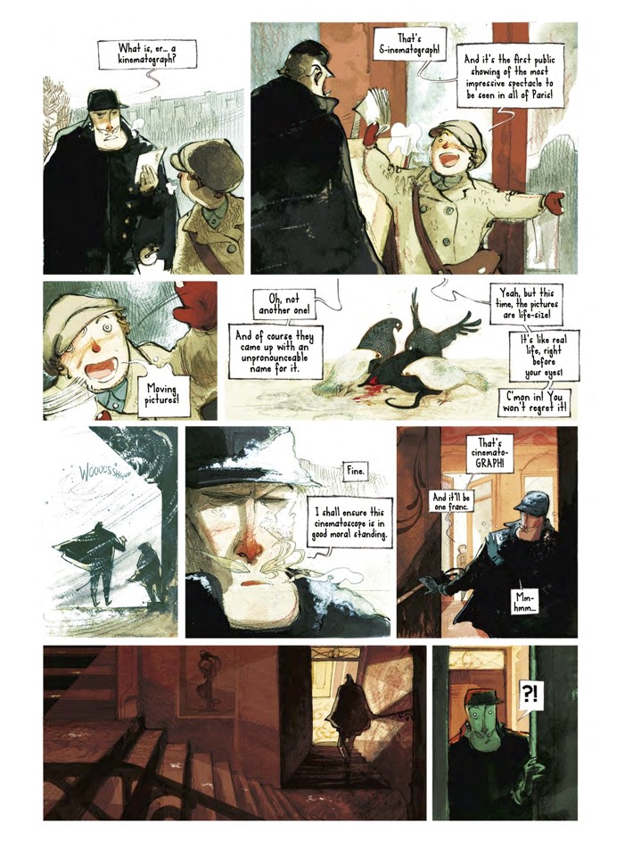 the_wrath_of_fantomas p11 ComicList Previews: THE WRATH OF FANTOMAS HC