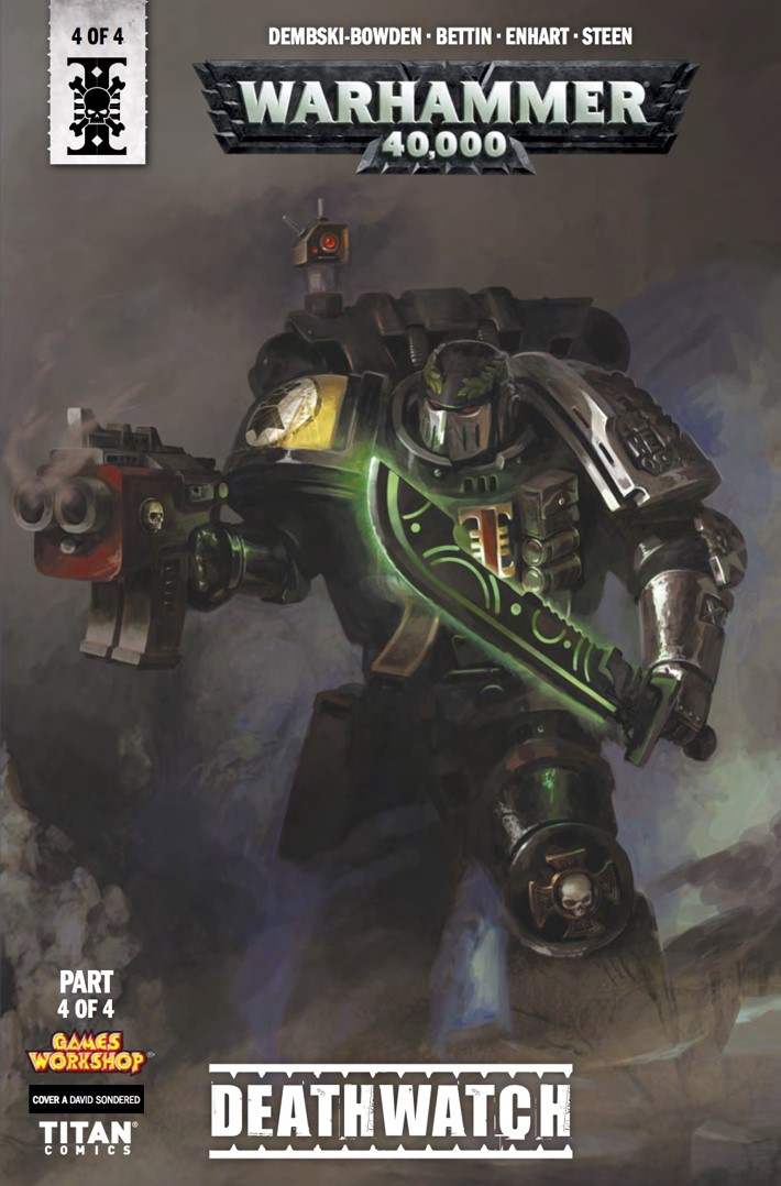 warhammer_40k_deathwatch_4_cover A ComicList Previews: WARHAMMER 40000 DEATHWATCH #4