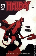 Hellboy The Fury #1