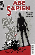 Abe Sapien The Devil Does Not Jest #1