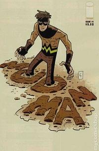 Mudman #1