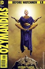 Before Watchmen Ozymandias #1