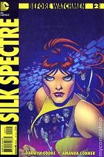Before Watchmen Silk Spectre #1