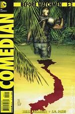 Before Watchmen Comedian #2