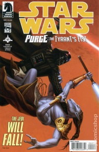 Star Wars Purge The Tyrant's Fist #2