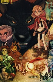 Fairy Quest Outlaws #1