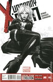 Uncanny X-Men #2