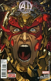 Age Of Ultron #10A.I.