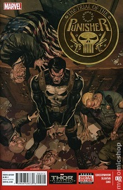 Punisher The Trial Of The Punisher #2