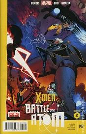 X-Men Battle Of The Atom #2