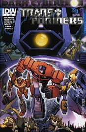Transformers Dark Cybertron #1