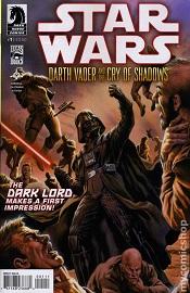 Star Wars Darth Vader And The Cry Of Shadows #1
