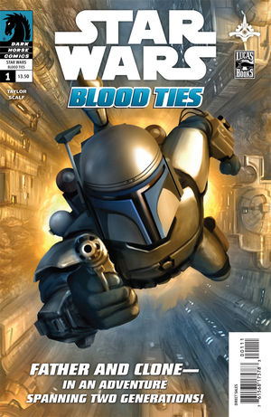 Star Wars Blood Ties #1