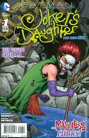 Batman Joker's Daughter #1