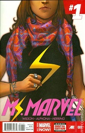 Ms. Marvel #1
