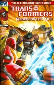 Transformers Regeneration One #100