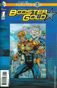 Booster Gold Futures End #1