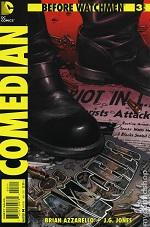 Before Watchmen Comedian #3