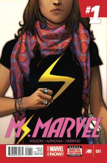 Ms. Marvel #1-5